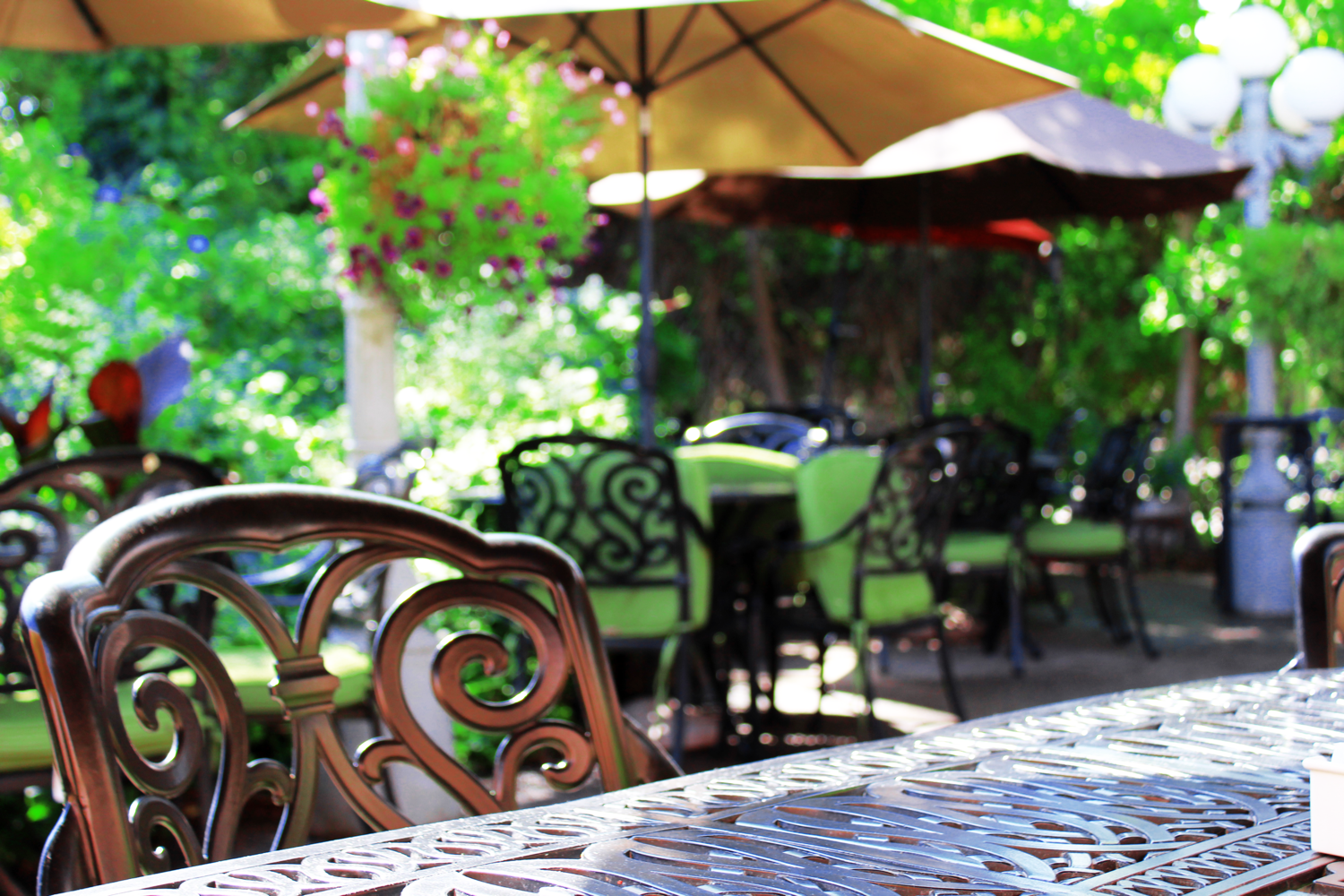 The Full Service New Mexican Restaurant Also Provides A Smaller Dining Area For Fast Carryout Meals Complete With Patio
